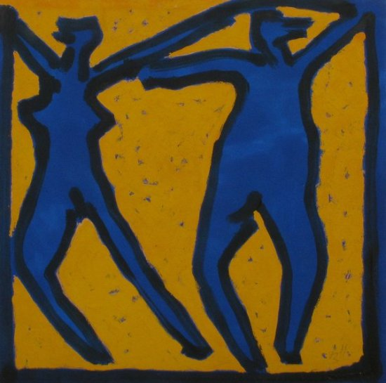 Dance (4), Herman Prigann