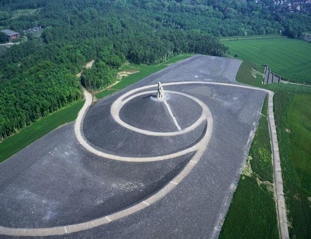 spiral hill rheinelbe herman prigann