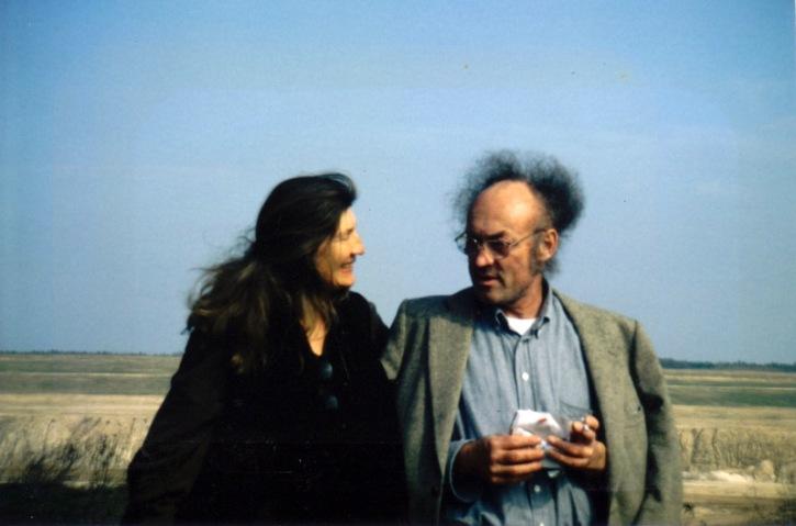 HP and Vera David, Dessau 98