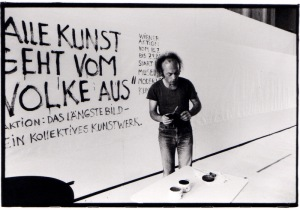Herman Prigann, Das Längste Bild, 1982