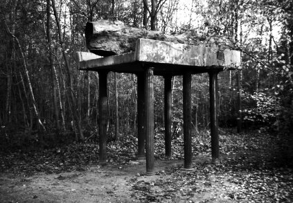 Rheinelbe Sculpture Woods by Herman Prigann
